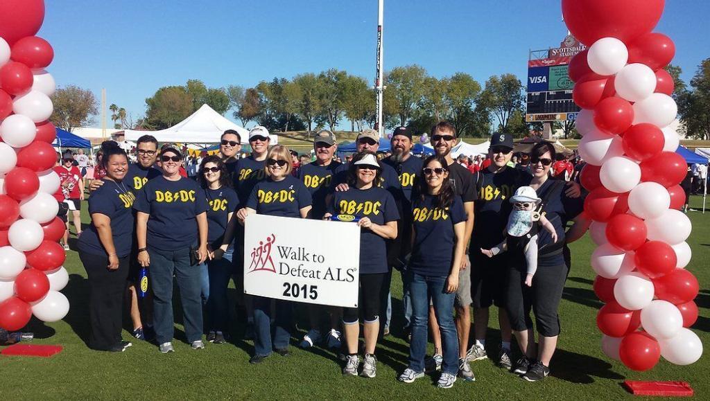 Scottsdale Walk to Defeat ALS