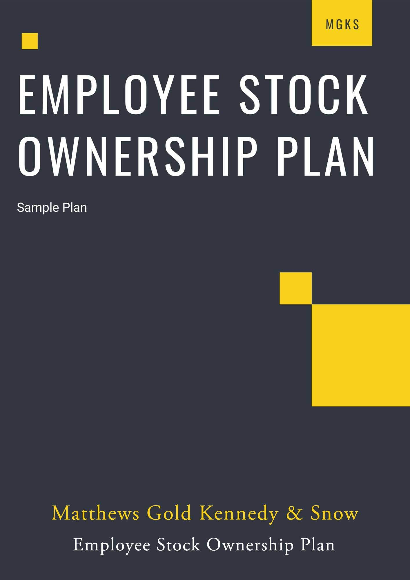ESOP Book Cover